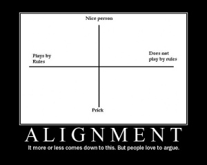 And boy, do we love to argue!